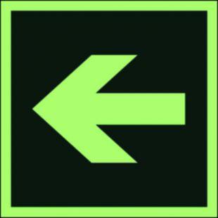 AA013 - Kierunek drogi ewakuacyjnej
