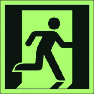 AAE002 - Wyjście ewakuacyjne (prawostronne)