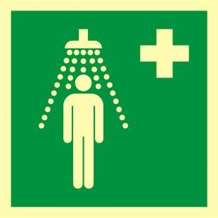 AAE012 - Prysznic bezpieczeństwa