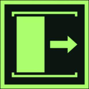 AAE033 - Drzwi przesuwane w celu otwarcia