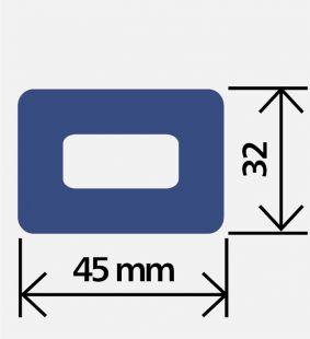 AC251 - Profil ochronny ostrzegawczy czerwono - żółty