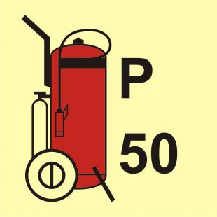 Agregat proszkowy P50 - znak morski - FA071