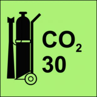Agregat śniegowy CO2/30 - znak morski - FA072
