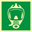 Aparat oddechowy na wypadek sytuacji awaryjnych (EEBD) - znak morski - FB060