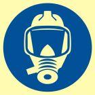 Aparat oddechowy - znak morski - FA059