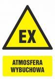 Atmosfera wybuchowa - BHP przy pracach w zbiornikach