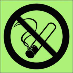 BA001 - Palenie tytoniu zabronione - znak przeciwpożarowy ppoż