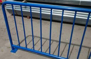Balustrada szczeblinkowa chodnikowa ochronna rurowa U-11a