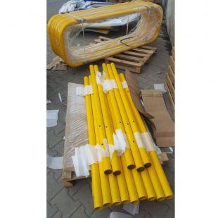 Bariera chodnikowa U-12a olsztyńska - do wkopania, wbetonowania