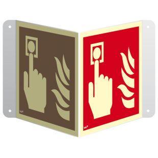 BG023 - Alarm pożarowy