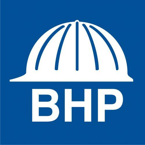 BHP - ogólny znak informacyjny - znak informacyjny - PA019 - Ryzyko zawodowe a przepisy BHP