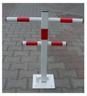 Blokada parkingowa - na kłódkę - choinka 60cm
