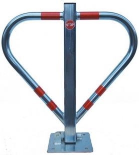 Blokada parkingowa - samochodowa Serce Triang 60 cm