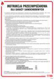 DB022 - Instrukcja przeciwpożarowa dla garaży samochodowych - instrukcja ppoż - Wymagania ppoż dla garaży