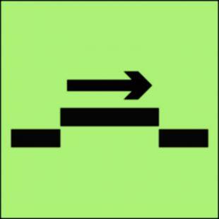 Drzwi przeciwpożarowe przesuwne samozamykające się - kategoria A - znak morski - FI022