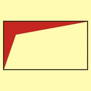 FA062 - Stanowisko podłączenia piany o wysokim stopniu spienienia - znak morski