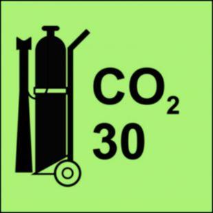 FA072 - Agregat śniegowy CO2/30 - znak morski