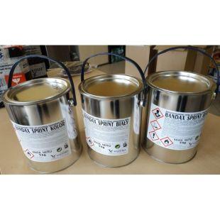 Farba drogowa Bandax Sprint 30kg - różne kolory RAL