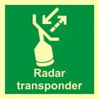 FB019 - Transponder poszukiwawczo-ratunkowy (SART) - znak morski
