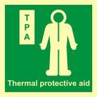 FB026 - Środki ochrony cieplnej - znak morski
