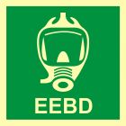 FB030 - Aparat oddechowy na wypadek sytuacji awaryjnych (EEBD) - znak morski