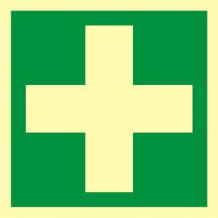 FB063 - Szafka z lekarstwami - znak morski