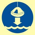 FC005 - Opuścić na wodę tratwę ratunkową