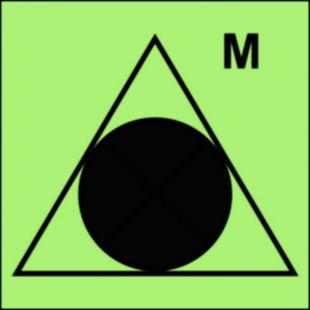FI029 - System zdalnego sterowania/odcinania wentylacji (obszar maszynowy) - znak morski