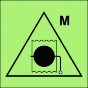 FI041 - Zdalne sterowanie przepustnic ppoż. (obszar maszynowy) - znak morski