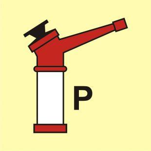 FI092 - Monitor (P-proszek) - znak morski