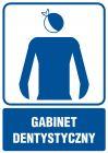 Gabinet dentystyczny - znak informacyjny - RF011
