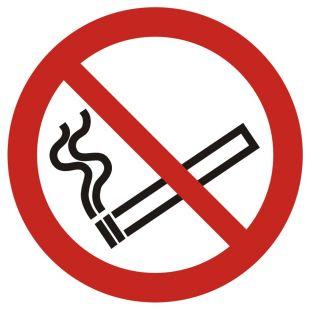 GAP002 - Zakaz palenia tytoniu - znak bhp zakazujący