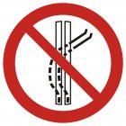 GAP037 - Zakaz opuszczania wyznaczonej trasy