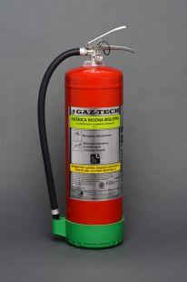 Gaśnica mgłowa wodna 6l (GWM-6X A (13A))