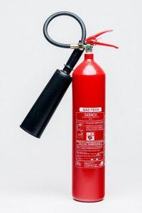 Gaśnica śniegowa 5kg B/E - Gaz-Tech GS-5X - Podręczny sprzęt gaśniczy – rodzaje