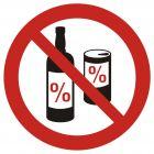 GB024 - Zakaz spożywania alkoholu