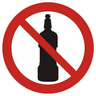 GB036 - Zakaz używania detergentów - znak bhp zakazujący