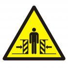 GDW019 - Ostrzeżenie przed zgnieceniem bocznym