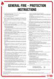 General fire - protection instructions. Instrukcja ogólna przeciwpożarowa ( wersja angielska ) - instrukcja ppoż - DB002 - Sprzedaż wyrobów pirotechnicznych