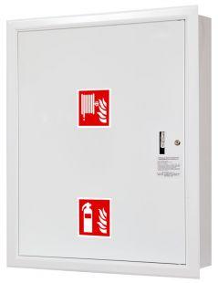 Hydrant DN 25 PN-EN 671-1 [W-25/20G] fit, z miejscem na gaśnicę