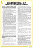 IAA01 - Instrukcja ogólna BHP obowiązująca wszystkich pracowników - Instrukcje BHP