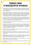 IAA03 - Pierwsza pomoc w nieszczęśliwych wypadkach - Bezpieczeństwo w szkole