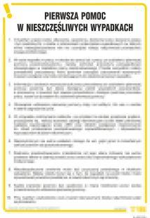 IAA03 - Pierwsza pomoc w nieszczęśliwych wypadkach
