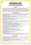 IAB15 - Instrukcja BHP przy pracach ślusarskich - Stocznia – bezpieczeństwo i higiena pracy
