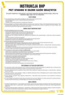 IAC05 - Instrukcja BHP przy spawaniu w osłonie gazów obojętnych