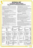 IAG09 - Instrukcja BHP na stanowisku linowego-hakowego przy zawieszaniu prefabrykatów budowlanych - Gdzie umieścić instrukcję BHP?