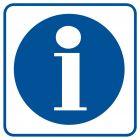Informacja 2 - znak informacyjny - RA012