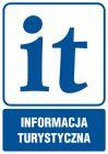 Informacja turystyczna - znak informacyjny - RB512