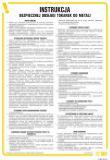 Instrukcja bezpiecznej obsługi tokarek do metali - IAB04 - Zasady stosowania znaków bezpieczeństwa