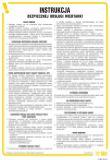 Instrukcja bezpiecznej obsługi wiertarki - IAB03 - Instrukcje BHP